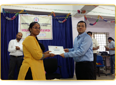 Essay competition held by the Employees Provident Fund Organization, Yelahanka