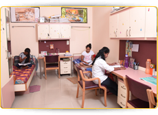 Hostel Facilities for Girls