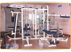 Multi-Gym Facility for the Students