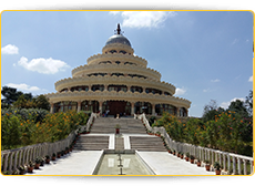 Visit to the Art of Living Ashram