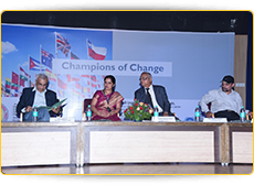 Champions Of Change Conclave - 26th April 2017