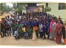 Student Social Responsibility (SSR) Activity 10th May 2017